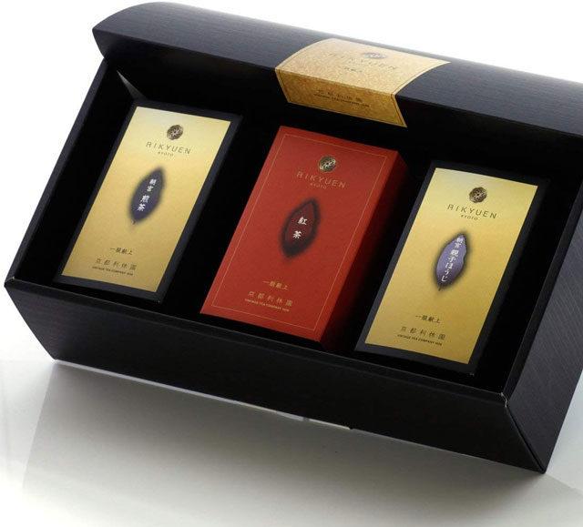 幻のお茶、朝宮茶の3種セット(朝宮紅茶・朝宮煎茶・朝宮親子ほうじ茶) お茶ギフト item-asamiya-3set